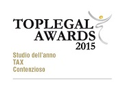 Top Legal Awards 2015