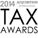 Tax Awards 2014